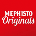 Mephisto 'LADY' Mulberry blue Nubuck Leather